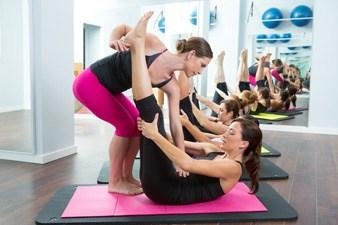 Mat Pilates Instruction
